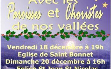 Venez chanter Noël !