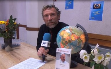 Conférence sur le climat à Saint-Léger-les-Mélèzes en compagnie de Hugues Chardonnet
