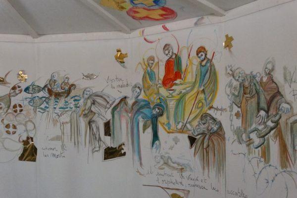 Début des célébrations dans les Hautes-Alpes pour l'Année sainte de la miséricorde