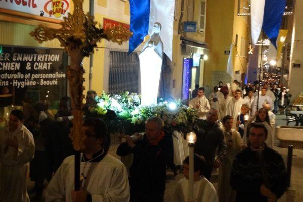 Fête à Gap en ce début d'Année sainte de la miséricorde !