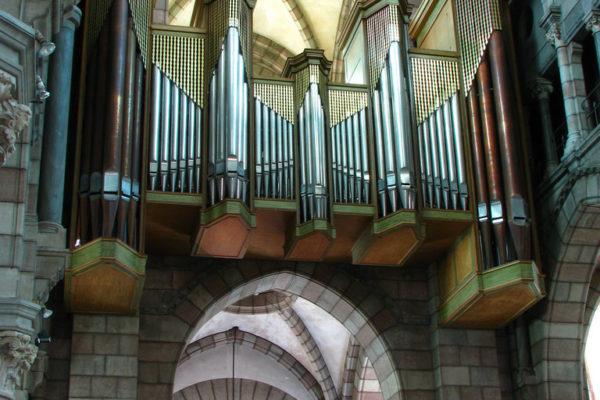 Les grandes orgues de la cathédrale de Gap