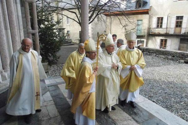 L'Épiphanie à Notre-Dame du Réal
