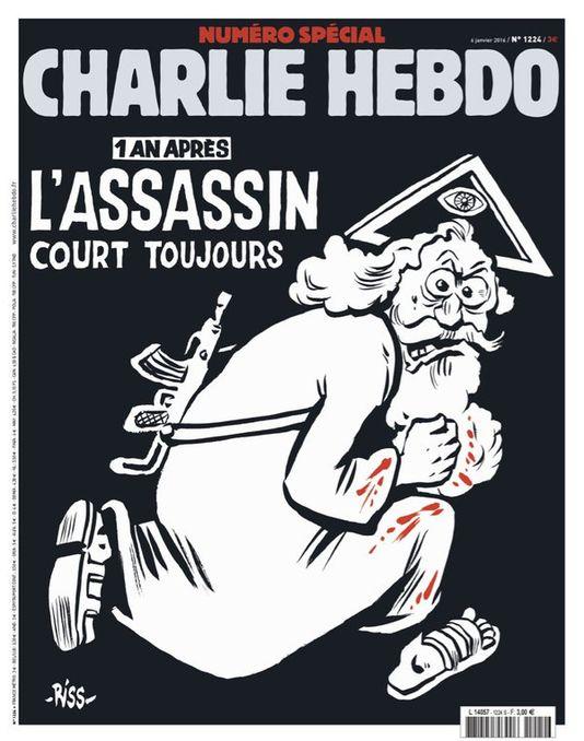 Charlie Hebdo : un an après, des blessures non cicatrisées