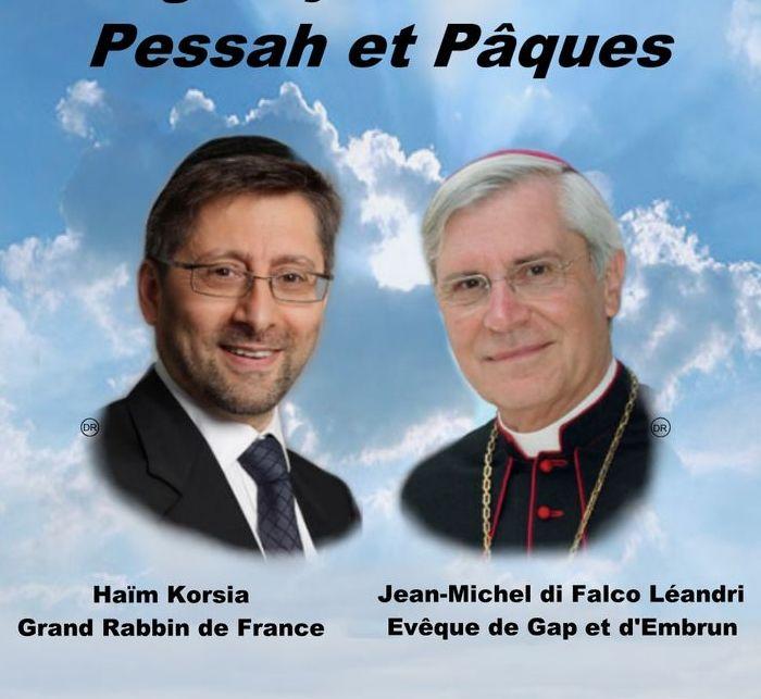 Le grand rabbin de France à Gap