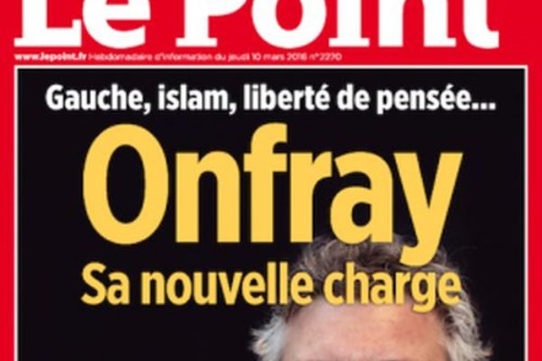 """Le mythe Michel Onfray"" par René Poujol"