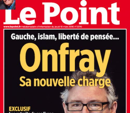 """You are currently viewing """"Le mythe Michel Onfray"""" par René Poujol"""