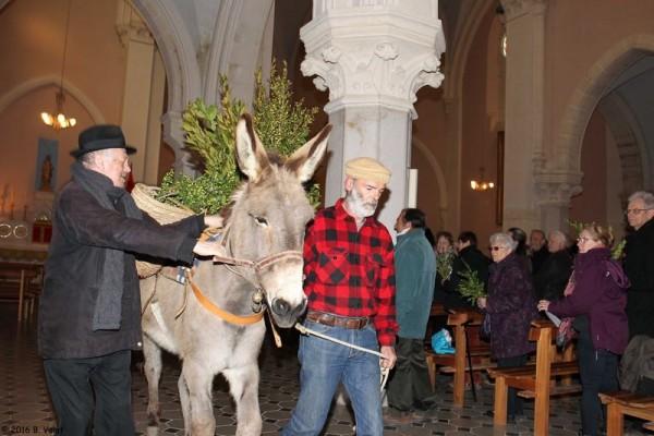 La Semaine Sainte dans le diocèse en photos