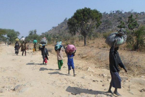 Un partenaire camerounais du CCFD – Terre Solidaire de passage dans les Hautes-Alpes
