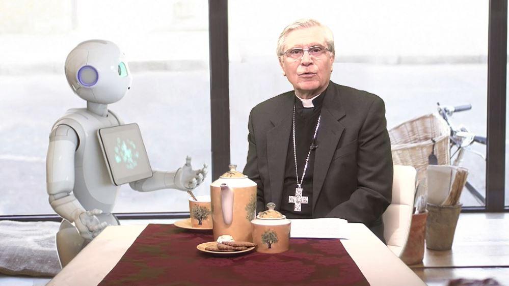 La chronique de Mgr Jean-Michel di Falco Léandri – « Les robots ont-ils une âme ? »