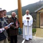 Bénédiction de l'oratoire Saint-Jacques-le-Majeur à Briançon
