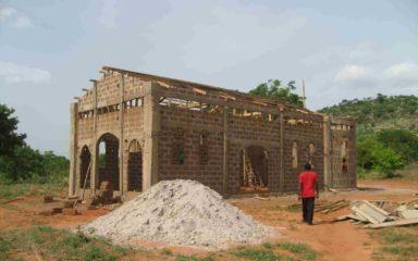 Au Bénin pour la deuxième fois : inauguration de l'église Notre-Dame-du-Laus