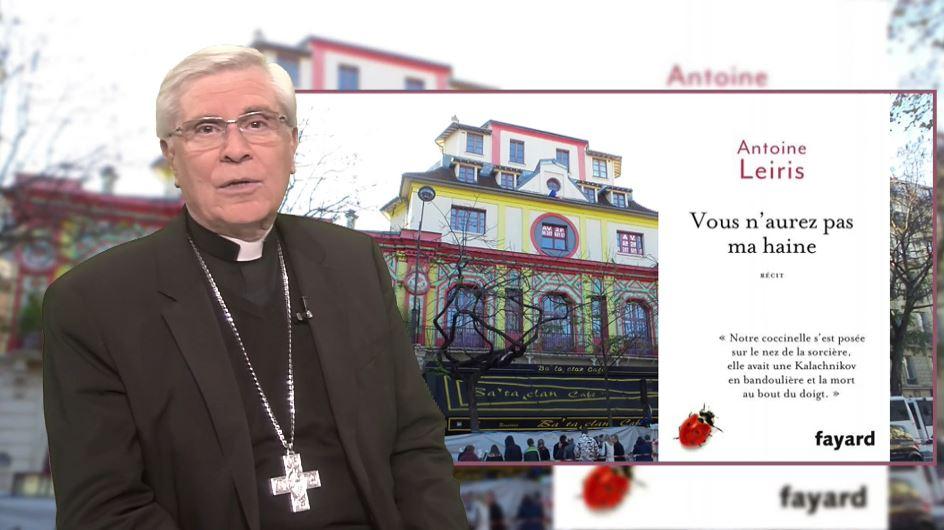 La chronique de Mgr Jean-Michel di Falco Léandri – « Vous n'aurez pas ma haine »