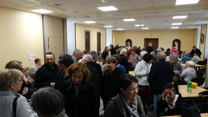 Les Briançonnais passent la porte sainte à Gap