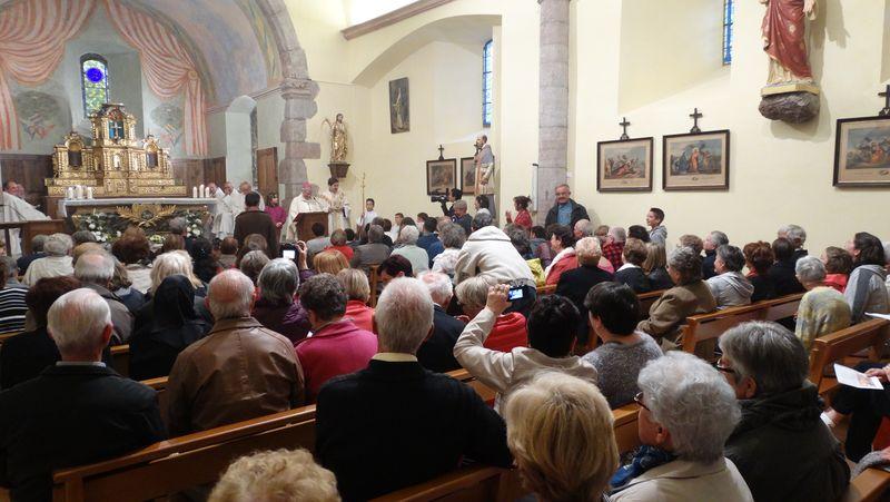 Dédicace de l'église de La Bâtie-Neuve