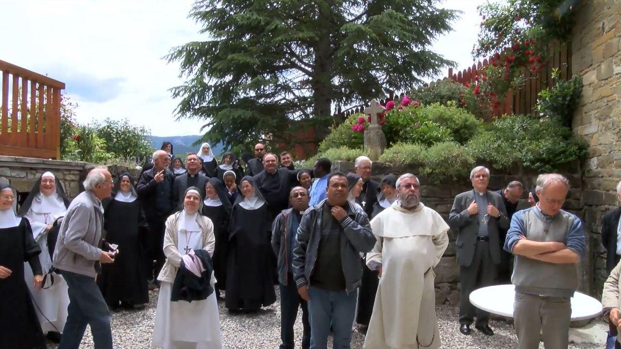 You are currently viewing Mgr Jean-Michel di Falco Léandri à Rosans : « Lorsque je suis faible, c'est alors que je suis fort »