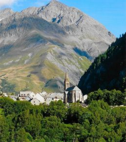 Votez pour l'église de Villar-d'Arène