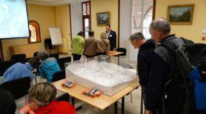 Le lien «Patrimoine et citoyenneté» au Centre diocésain pape François