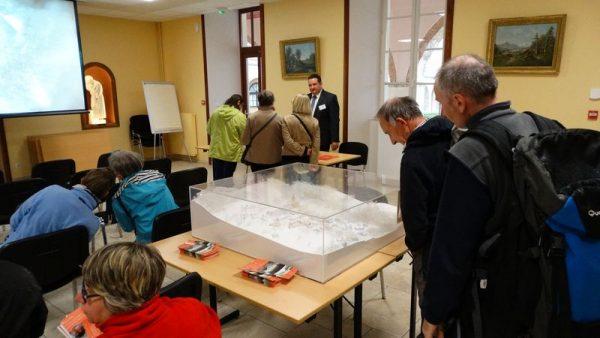 """Le lien """"Patrimoine et citoyenneté"""" au Centre diocésain pape François"""