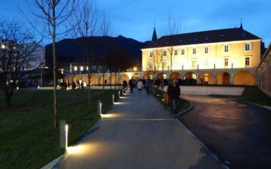 Le parc du centre diocésain : « Un lieu ouvert, un lieu d'accueil »