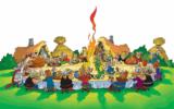 La communauté paroissiale Saint-Arnoux invite à une table ouverte