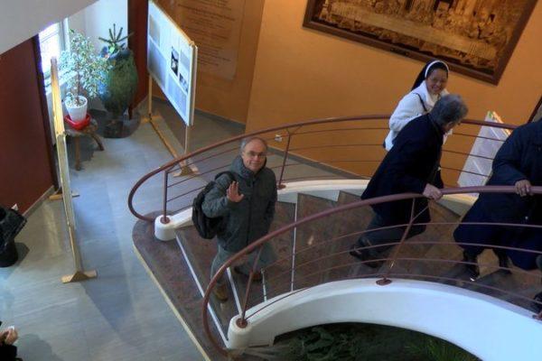 Journée de récollection au centre diocésain