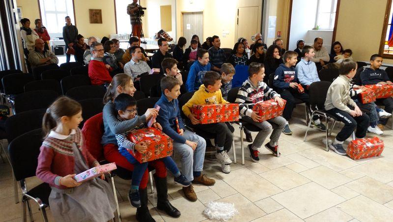 Jour de fête pour les enfants du personnel du diocèse