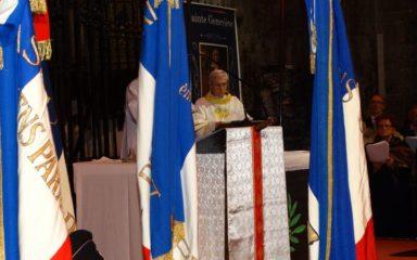 Les gendarmes fêtent sainte Geneviève à Embrun : fermeté, bienveillance et justice