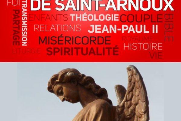 Prochaine conférence de Saint-Arnoux sur le thème des anges