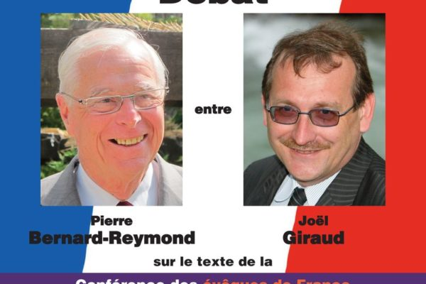 Débat entre Pierre Bernard-Reymond et Joël Giraud