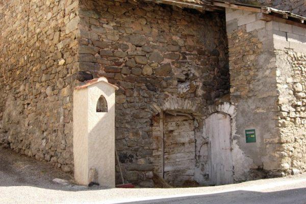Les oratoires et les croix de Bréziers