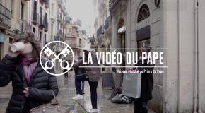 Le pape François a lancé un «anti-mannequin challenge» pour lutter contre l'indifférence