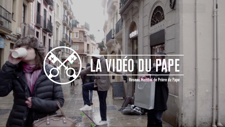 """Le pape François a lancé un """"anti-mannequin challenge"""" pour lutter contre l'indifférence"""