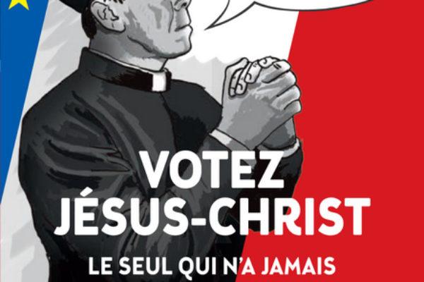 Votez Jésus-Christ !