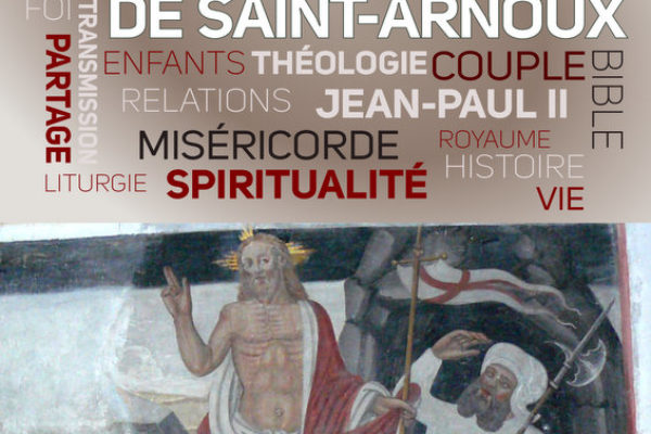 Prochaine conférence de Saint-Arnoux : les peintures murales dans les Hautes-Alpes