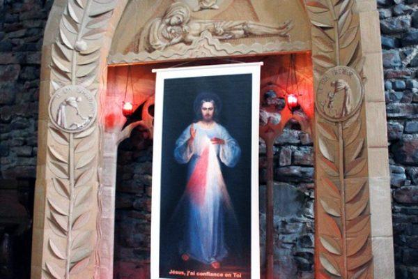 Le dimanche de la Miséricorde à l'abbaye Notre-Dame de Miséricorde