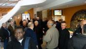 Mgr Xavier Malle commence sa découverte du diocèse