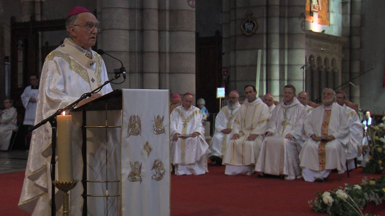 L'homélie de Mgr Georges Pontier à l'ordination épiscopale de Mgr Xavier Malle