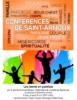Prochaine conférence de Saint-Arnoux : « Les jeunes en paroisse »