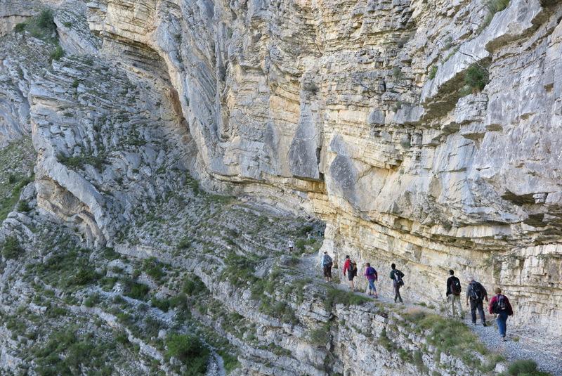 Pèlerinage sur le site de l'ancienne chartreuse de Bertaud