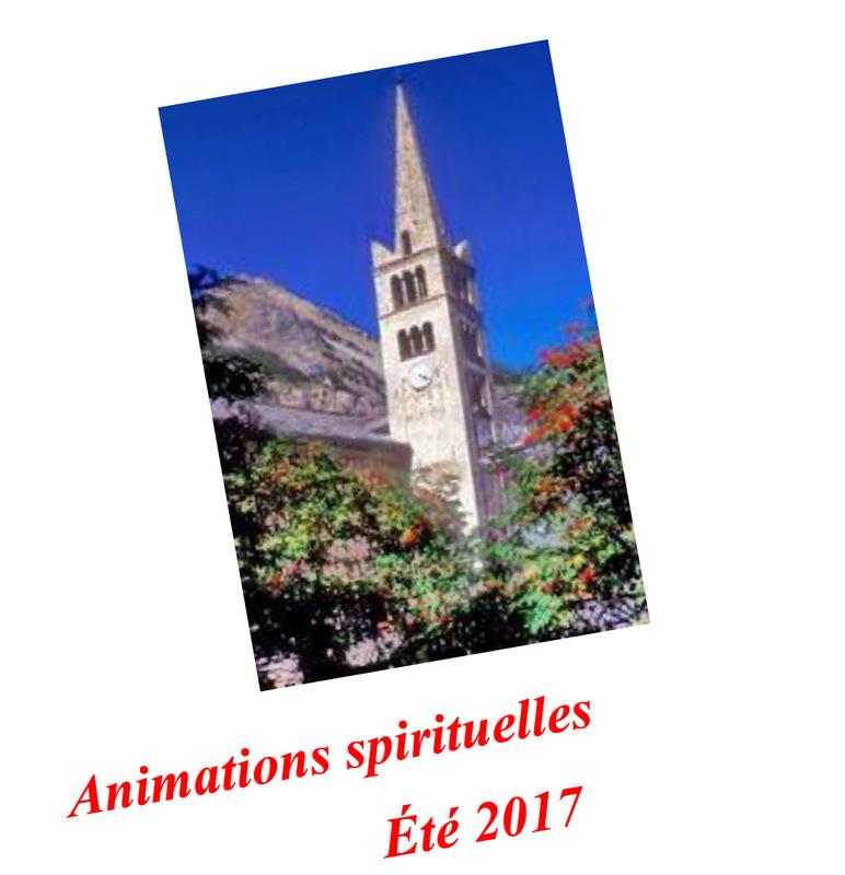 Propositions de la pastorale du tourisme en Briançonnais