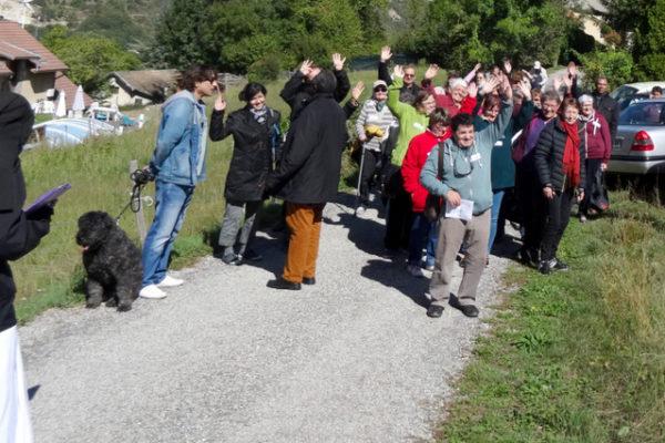 Mgr Xavier Malle s'exprime sur la crise migratoire au pèlerinage du partage au Laus