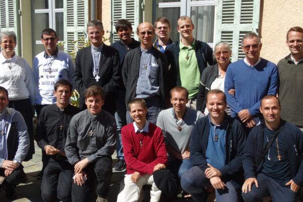 Des séminaristes de l'Emmanuel à Gap