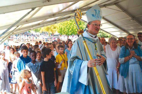 L'Assomption de la Vierge Marie célébrée au Laus, sanctuaire marial du diocèse