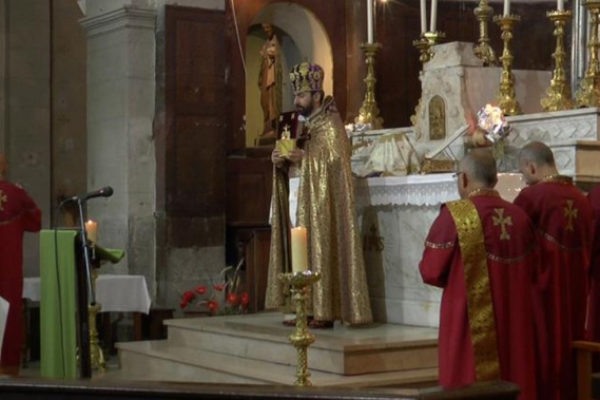 Les Arméniens ont fêté leur saint Grégoire à Tallard