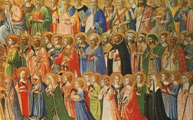 Quelques horaires sur le diocèse des messes de la Toussaint, pour les défunts, des bénédictions aux cimetières