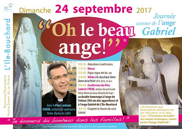 « Oh, le beau ange ! »