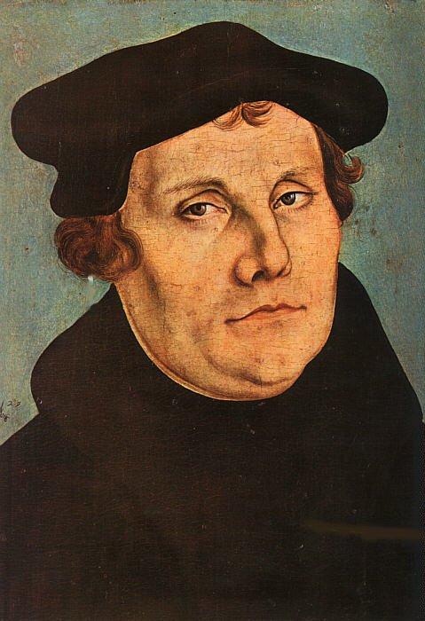 """Exposition """"Luther"""" à la chapelle des Pénitents à Gap"""