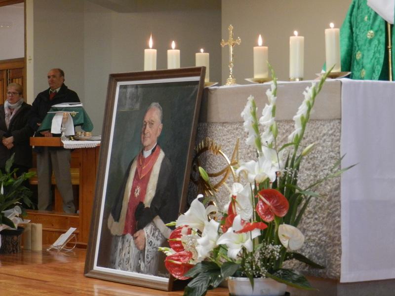 Messe pour les 50 ans de l'église Saint-Roch à Gap
