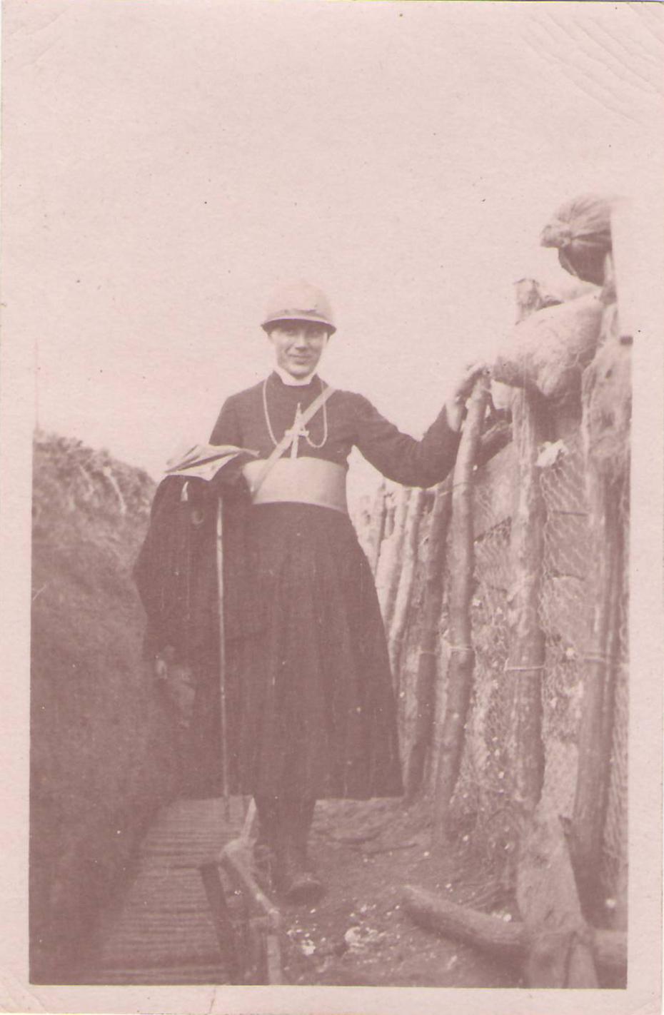 Messe du souvenir en ce 11 novembre 2017 – Ce que recommandait Mgr de Llobet en 1917