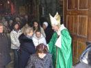 Mgr Xavier Malle à Embrun